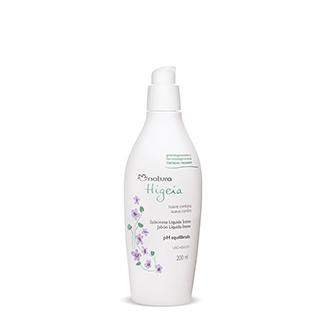 Higeia - Jabón líquido íntimo suave confort