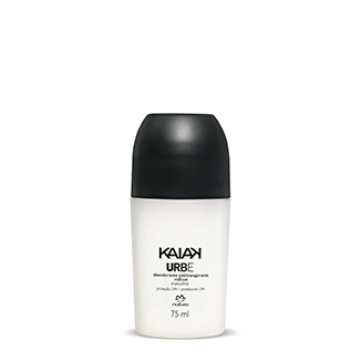 Kaiak - Urbe - Desodorante antitranspirante roll-on masculino