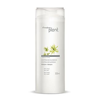 Plant - Shampoo - Control de grasitud