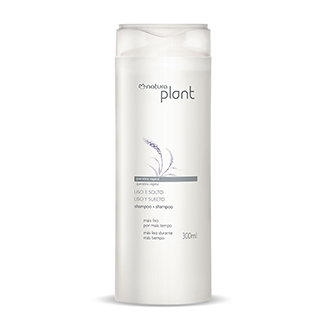 Plant - Shampoo - Liso y Suelto