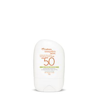 Fotoequilibrio - Gel protector facial FPS 50