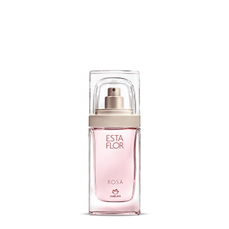 Esta Flor - Rosa - Fragancia Femenina