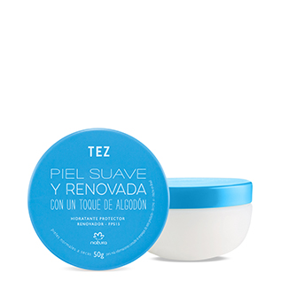 Tez - Hidratante protector renovador