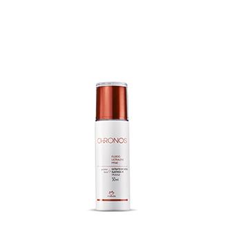 Chronos - Fluido hidratante ultraleve FPS 50 incoloro
