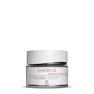 Chronos - Crema antiseñales redensificación y revitalización 60+ Noche