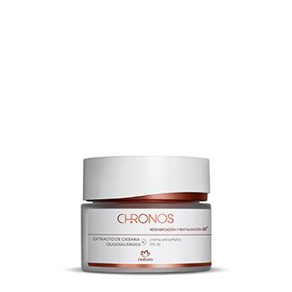 Chronos - Crema antiseñales redensificación y revitalización 60+