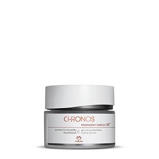 Chronos - Crema antiseñales renovación y energía 30+ Noche