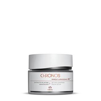 Chronos - Crema antiseñales firmeza y luminosidad 45+ Noche