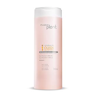 Plant - Shampoo - Nutrición y Brillo