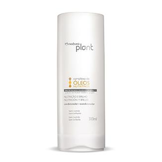 Plant - Acondicionador - Nutrición y brillo