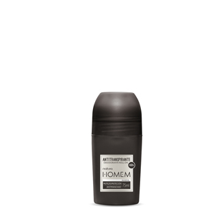 Homem – Desodorante antitranspirante roll-on invisible masculino
