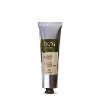 Ekos - Gel crema para piernas y pies - Andiroba