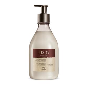 Ekos - Jabón líquido para las manos - Castaña