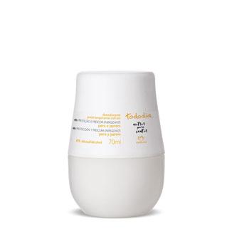 Tododia - Desodorante antitranspirante Roll-On - Pera y jazmín