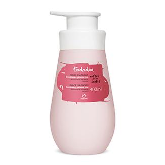 Tododia - Hidratante corporal - Frambuesa y Pimienta rosa