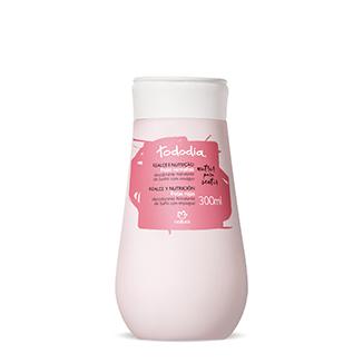 Tododia - Hidratante de baño con enjuague - Frutas Rojas