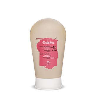 Tododia  - Exfoliante corporal en aceite - Frambuesa y Pimienta Rosa