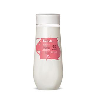 Tododia - Jabón líquido cremoso - Frambuesa y Pimienta rosa