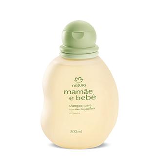 Mamá y Bebé - Shampoo suave