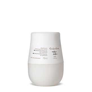 Tododia - Desodorante antitranspirante roll-on - Sin perfume