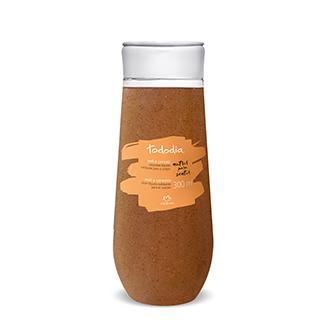 Tododia - Jabón líquido exfoliante - Miel y Cereales