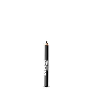 Faces - Mini lápiz para ojos súper negro
