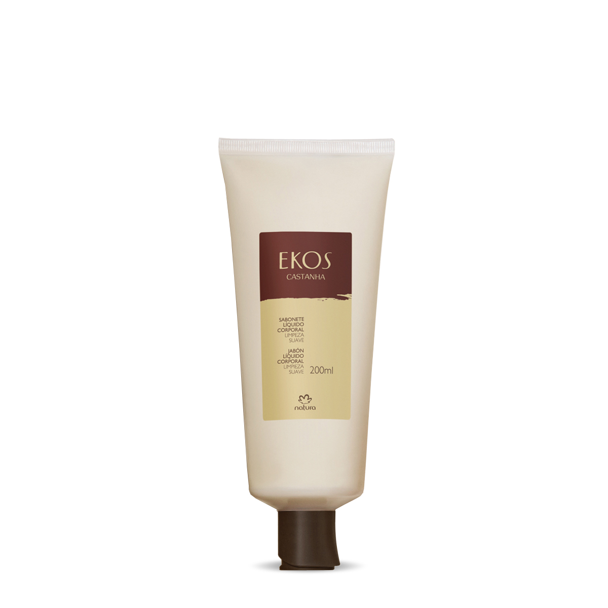 Ekos - Jabón líquido corporal - Castaña