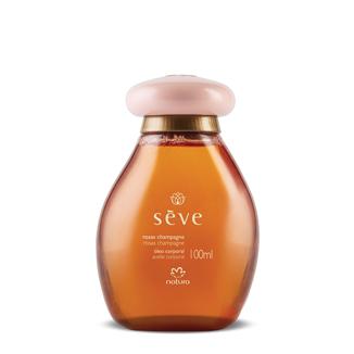 Sève - Aceite corporal con enjuague mini rosas champagne