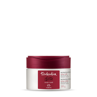 Tododia- Ultra hidratante corporal - Cereza y Avellana