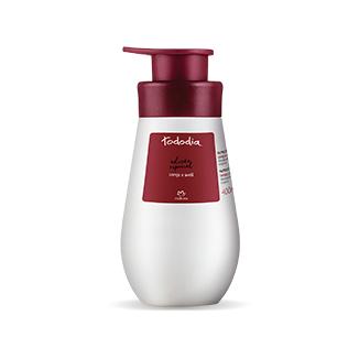 Tododia - Hidratante corporal - Cereza y Avellana