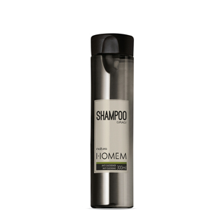 Homem - Shampoo antioleosidad