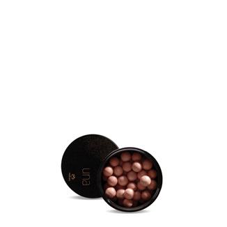 Una - Perlas efecto bronce
