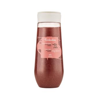 Tododia - Jabón líquido exfoliante - Frutas Rojas