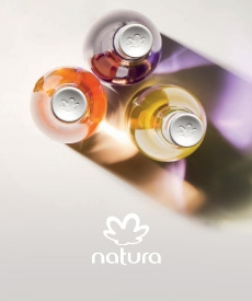 3 fragancias de perfumes Natura
