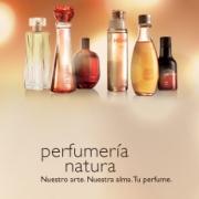 Linea de perfumes Natura