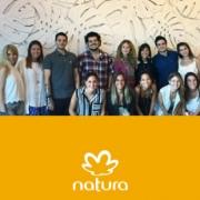 Hijos de nuestros colaboradores comenzaron a trabajar en Natura