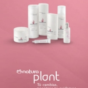 Nuevos envases Natura Plant Hidratacion _Reparadora