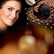 Perlas efecto bronce de Natura UNA