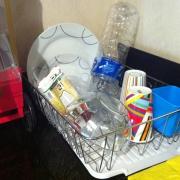 Elementos reciclables limpios