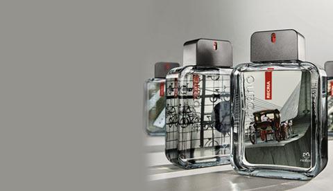 nueva linea de perfumes, Natura urbano