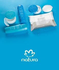 linea de productos Natura Tez